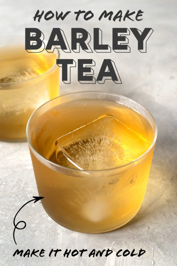 How To Make Barley Tea Properly Oh Civilized