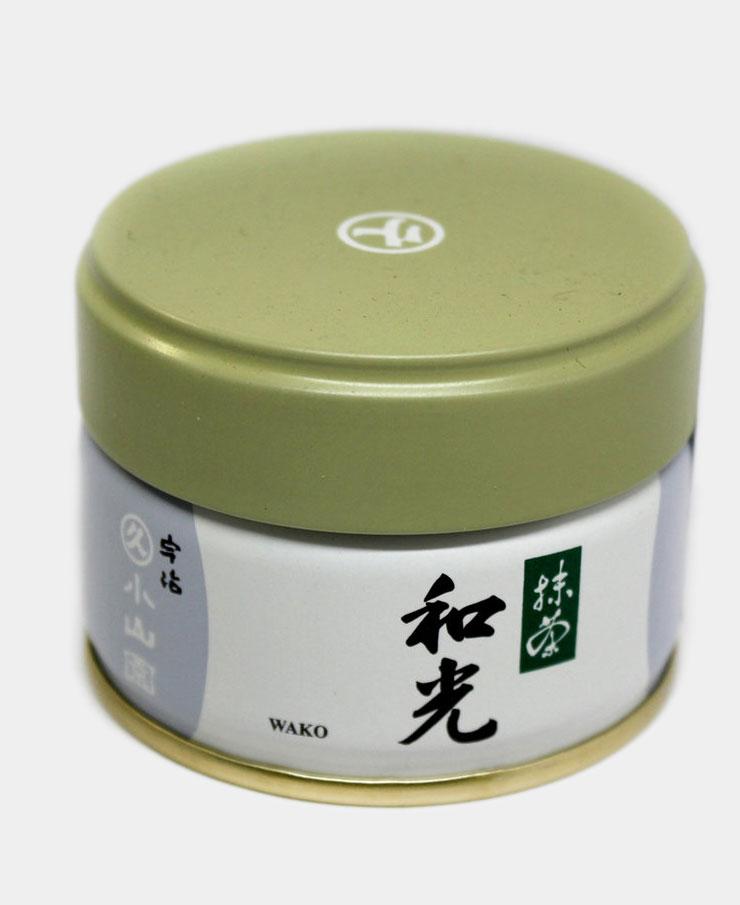 In Pursuit of Tea matcha