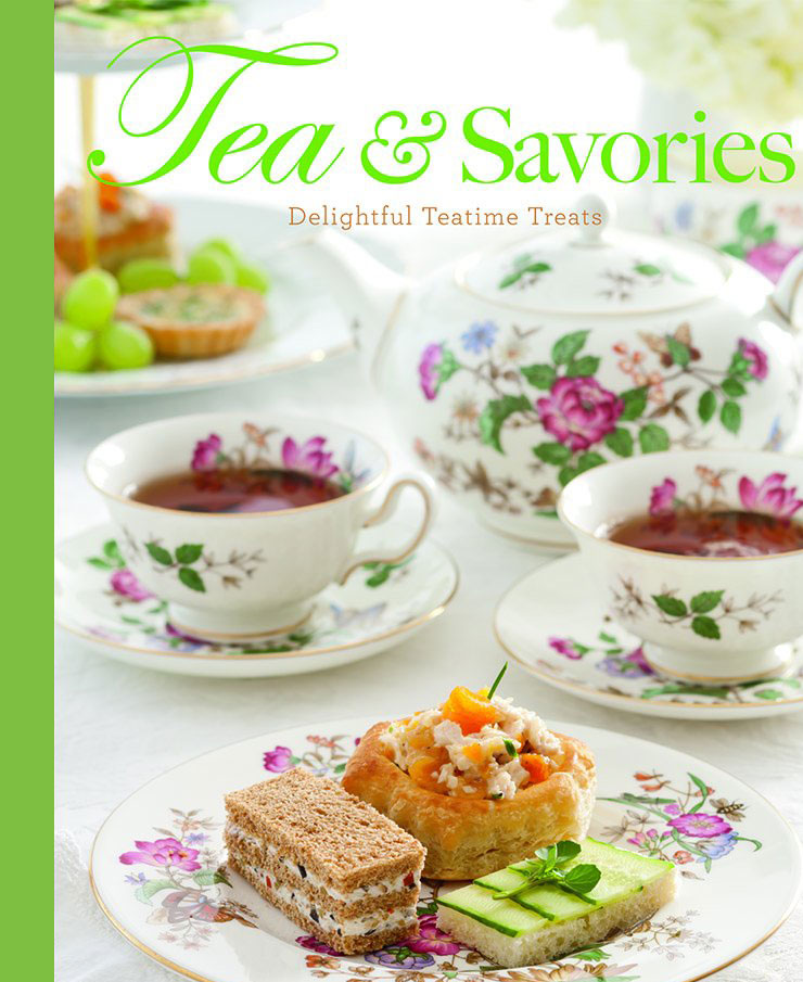 Afternoon tea book