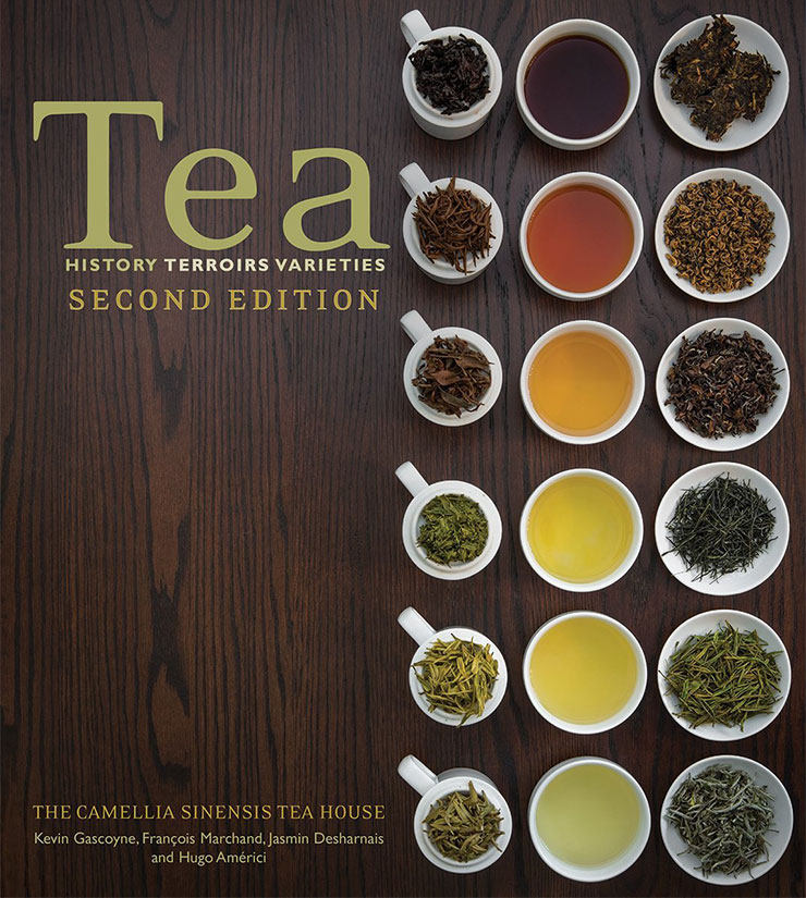 Best book on tea