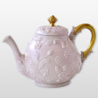 Porcelain Taormina Tea Pot