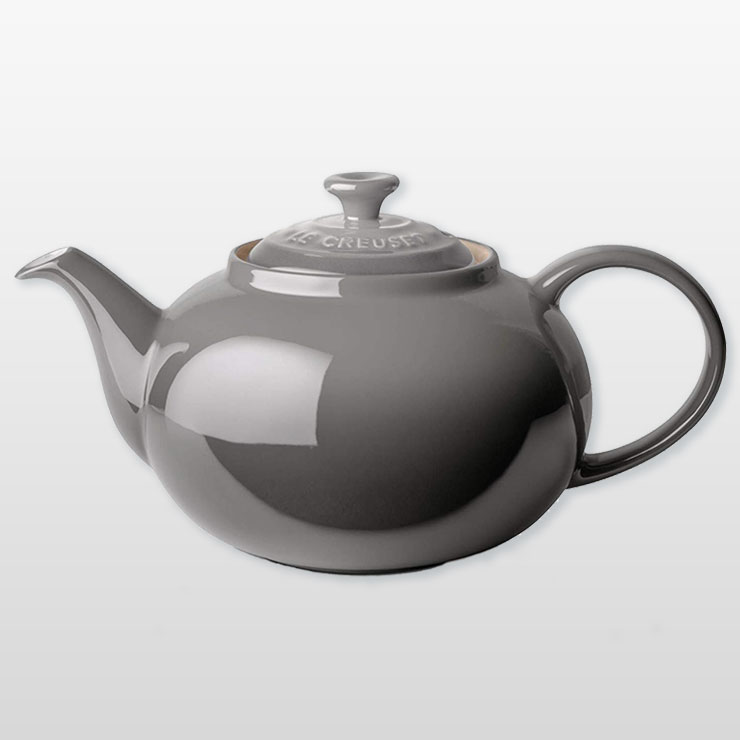 White Ceramic Teapot With Insulated Cover Best Ceramic