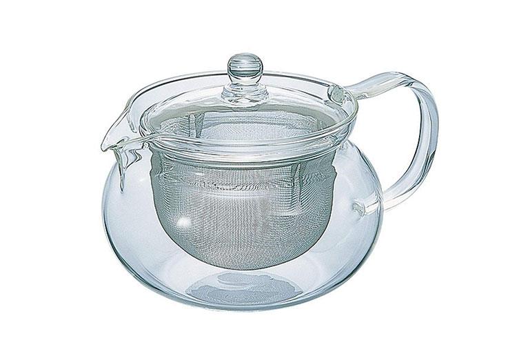 Hario glass teapot