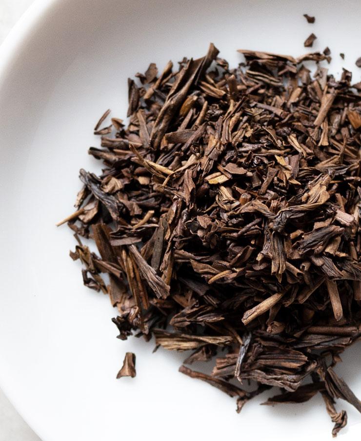 Hojicha tea recipe