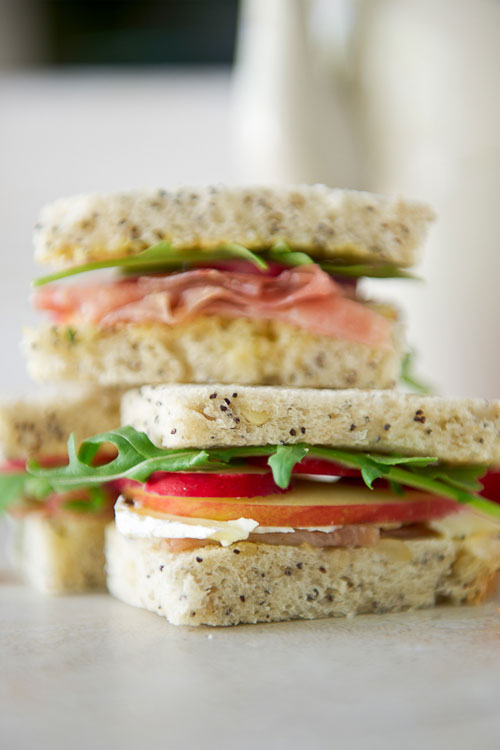 15 Delicious Tea Sandwiches Perfect for Tea Parties | Oh