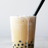 The Best Homemade Bubble Tea