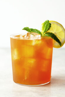 Quick & Easy Iced Tea Recipe
