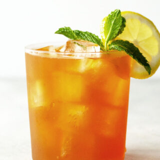 Quick Easy Iced Tea Recipe Oh How Civilized