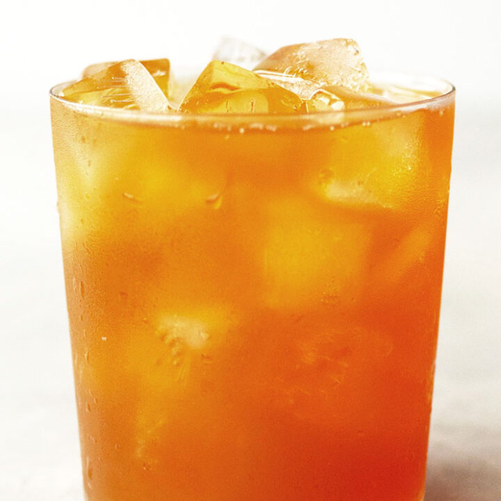 Quick and Easy Iced Tea