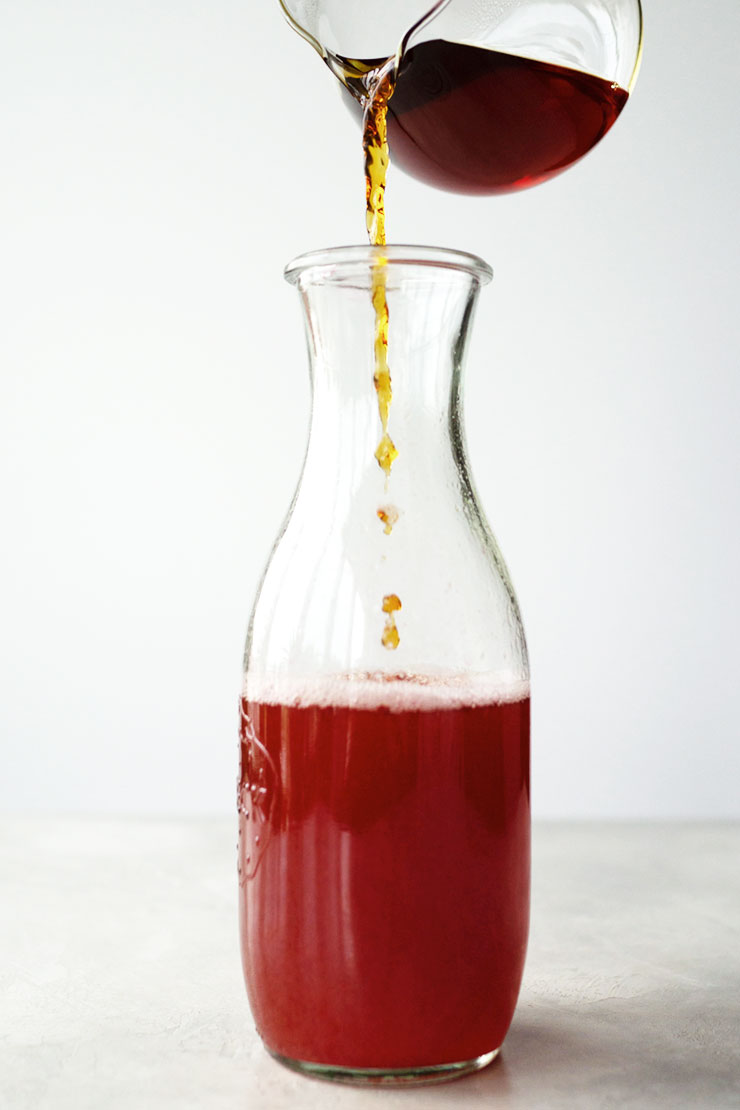 Raspberry iced tea recipe