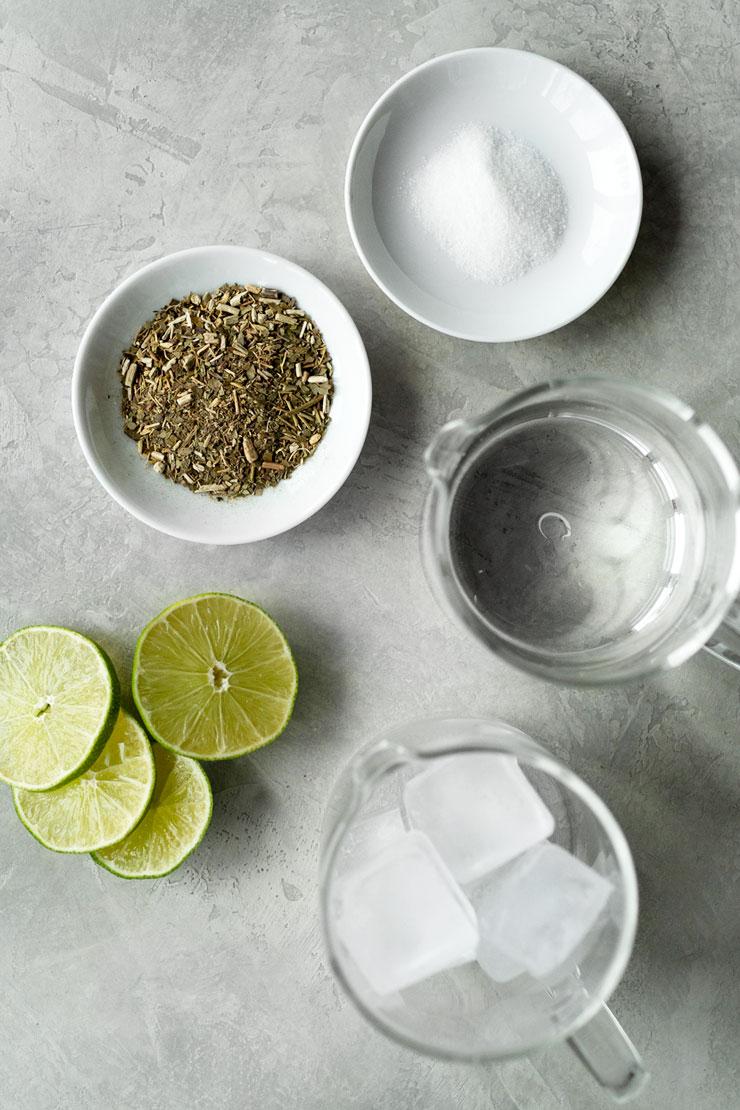 Cold Brew Yerba Mate Ingredients