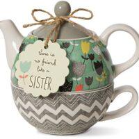 Ceramic Tea for One