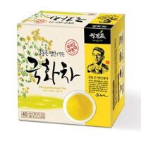Organic Chrysanthemum Tea Bags