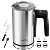 BAYKA Electric Milk Frother