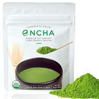 Encha Ceremonial Organic Matcha