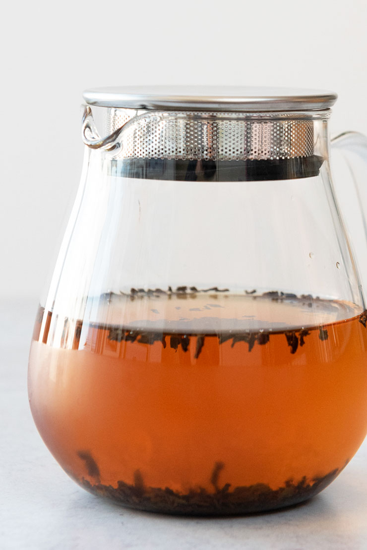 Cold Brew Ceylon Tea