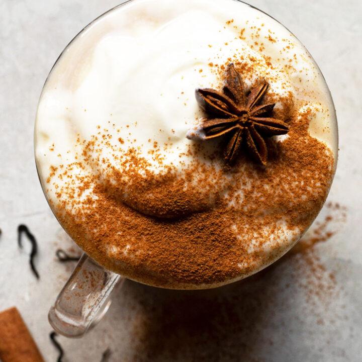 Chai Latte from Scratch