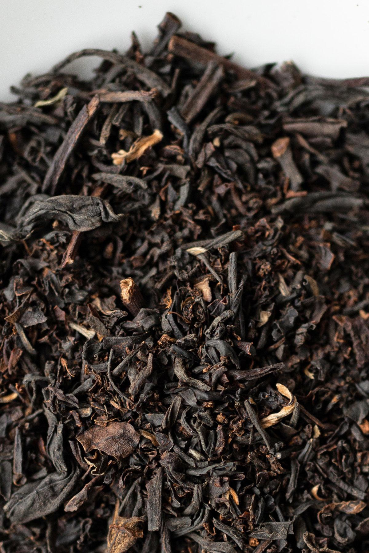 Earl Grey loose tea.