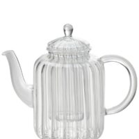 Liberty London Glass Teapot