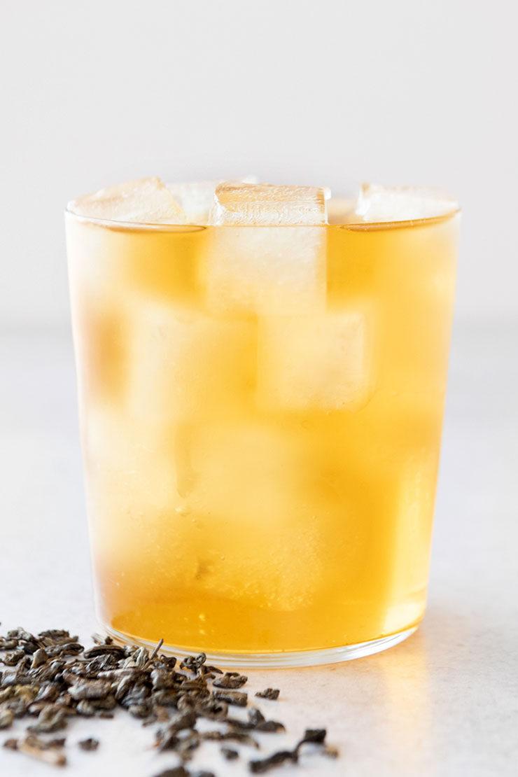 Cold Brew Gunpowder Green Tea