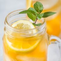 24/ Mint Iced Tea