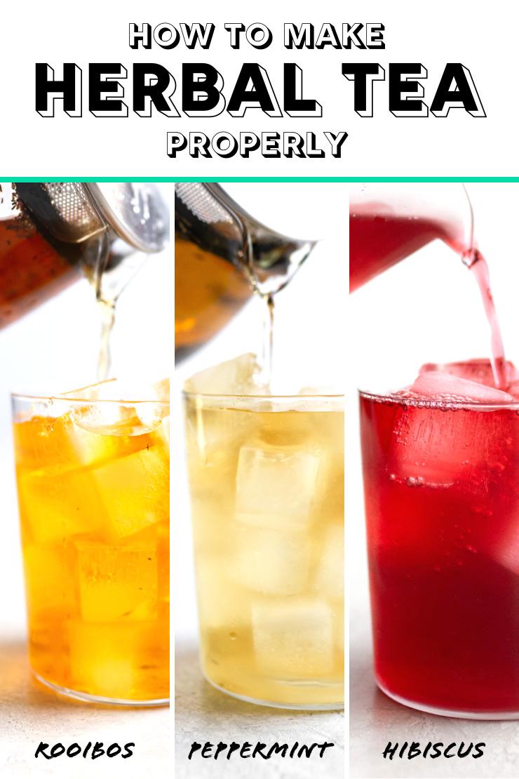 How to Make Herbal Tea Properly