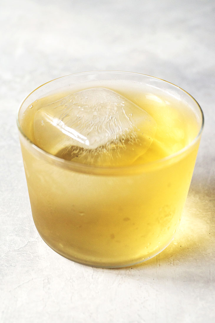 Cold Brew Roasted Corn Tea