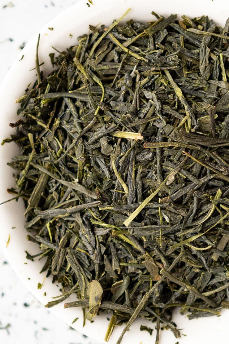 Loose sencha tea