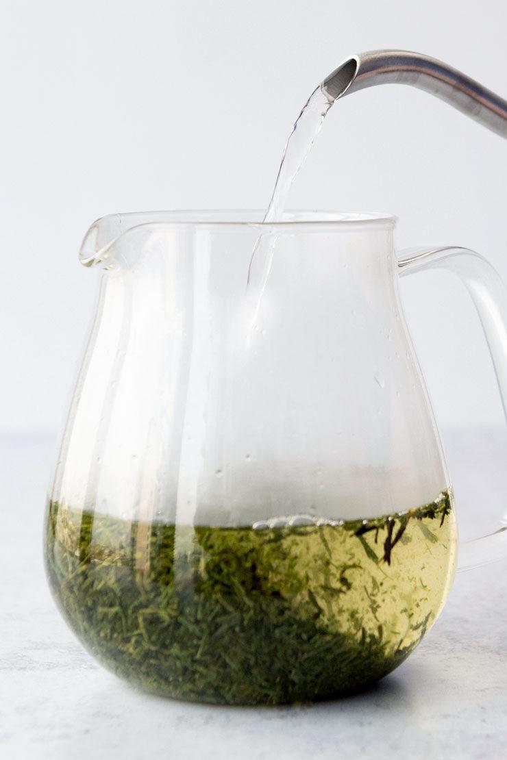 Sencha Tea