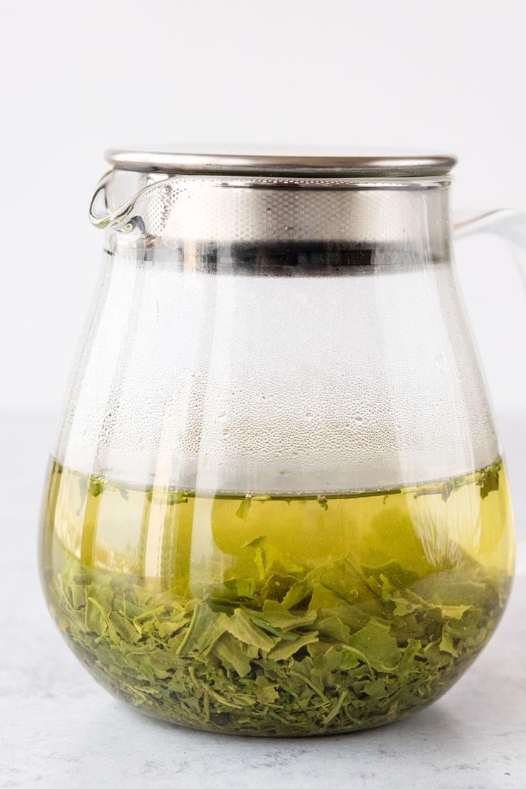 Sencha Tea Made Properly